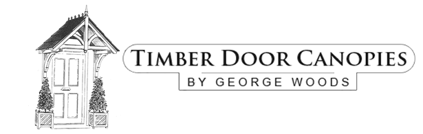 Timber Door Canopies by George Woods